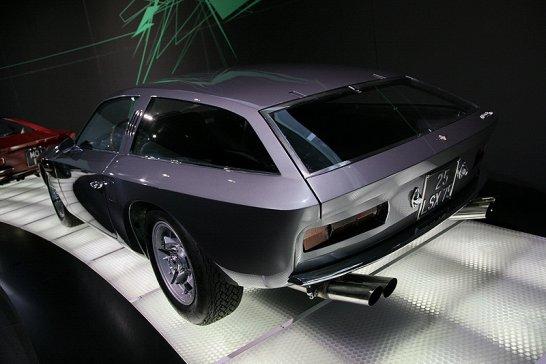 Wunschwirklichkeitsmaschinen: Lamborghini-Ausstellung im Museum Mobile