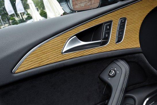 Audi A6 Avant: Elektrisch geladen
