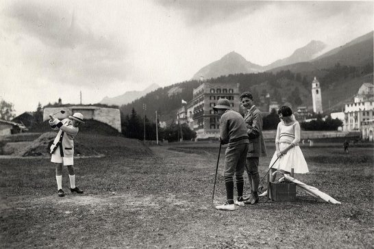 Swiss Hickory Championship: Classic Golfing in St. Moritz