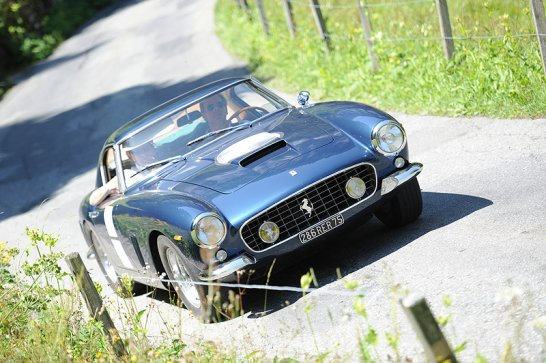 Corthay – Groupe Edmond de Rothschild Excellence Run