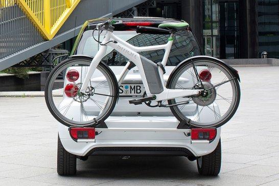 Smart E-Bike kommt 2012