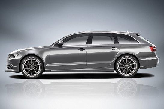 Audi ABT AS6 Avant: Allgäu Allstar