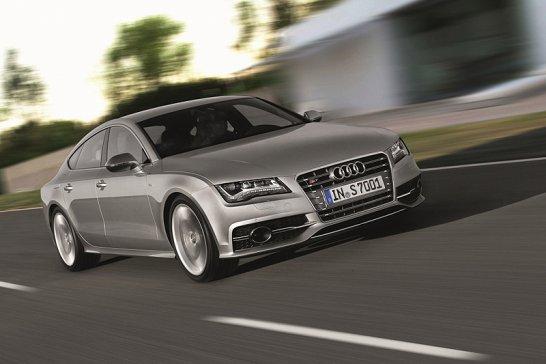 Audi reveals quartet of new S models