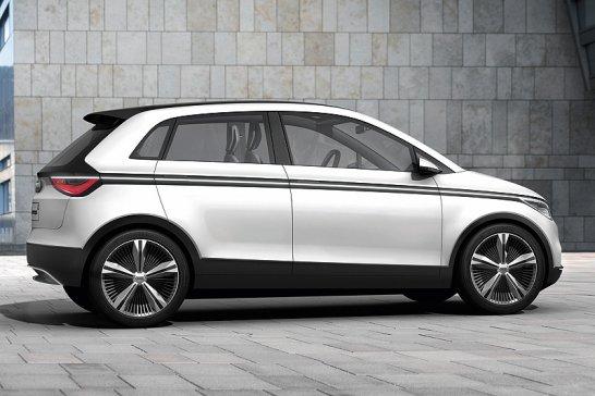 Audi A2 Concept: Zweite Chance für den Avantgardisten