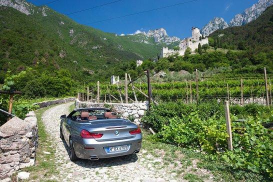 BMW 650i Cabriolet: Recht auf Sonne