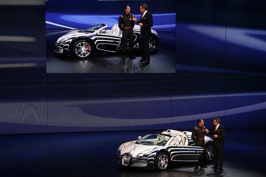 VW Group Night zur IAA 2011: Driving Diversity