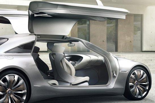 Mercedes-Benz F125: Die S-Klasse der Zukunft