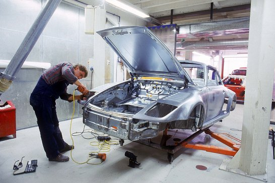 Porsche Exclusive: Tales from the special order department