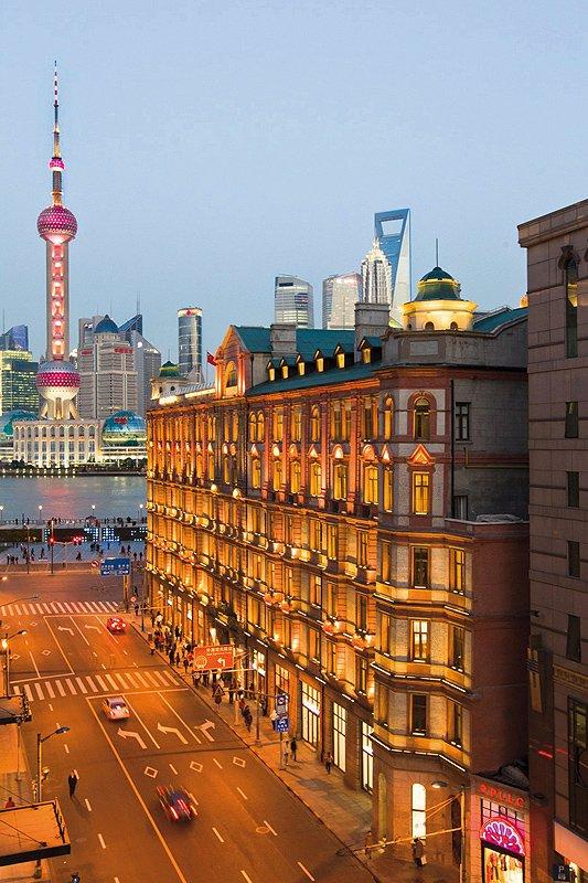Swatch Art Peace Hotel Shanghai