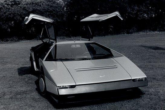 Classic Concepts: 1980 Aston Martin Bulldog