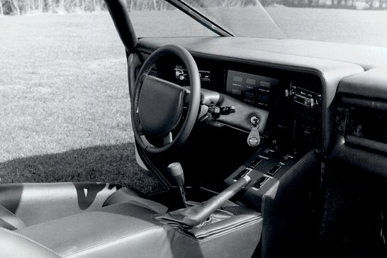 Classic Concepts: Aston Martin Bulldog