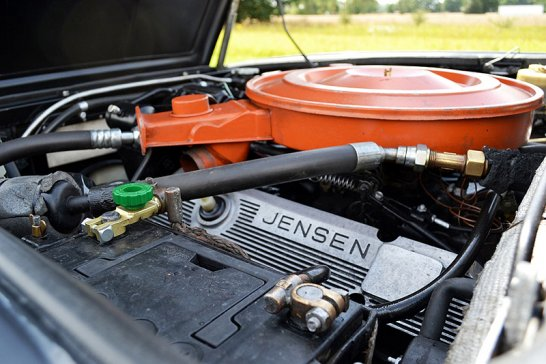 Investment-Tipp: Jensen Interceptor