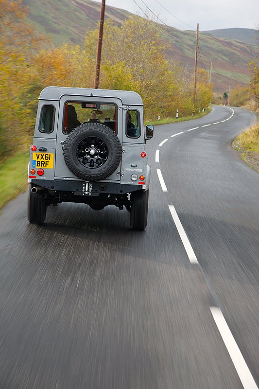 Land Rover Defender: The end of an era