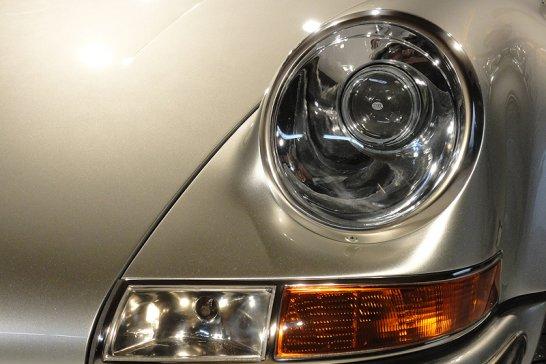 Singer 'restored and reimagined' Porsche 911 unveiled