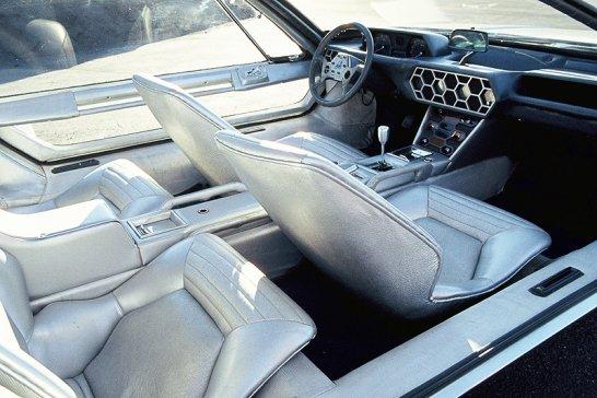 Classic Concepts: 1967 Lamborghini Marzal