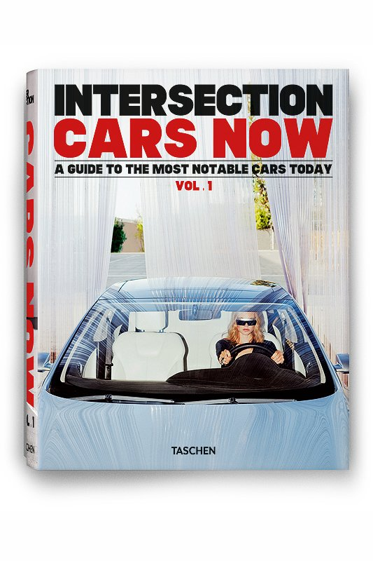 Book Review: Cars Now!