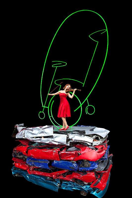 Ausstellung: Car Culture – Medien der Mobilität
