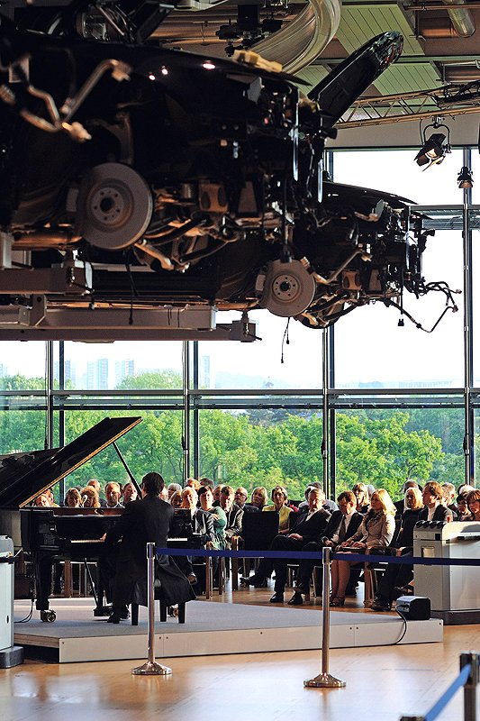 Volkswagen in Sachsen: 10 Jahre Gläserne Manufaktur