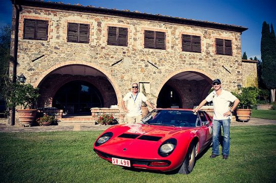 45th Anniversary Miura Tour Gallery – On Days Like These...