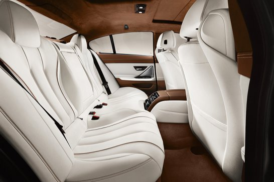 BMW 6er Gran Coupé: Sechs zu viert