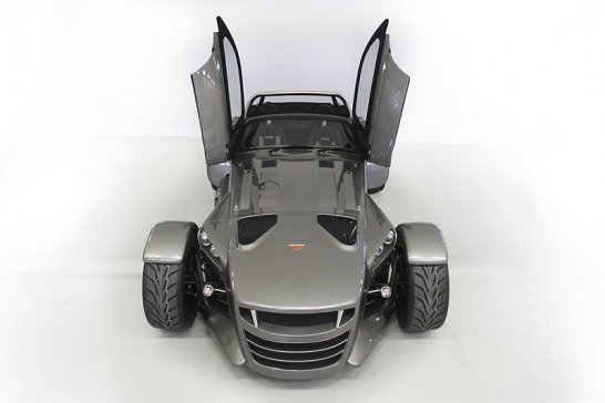 Donkervoort D8 GTO: Particle accelerator