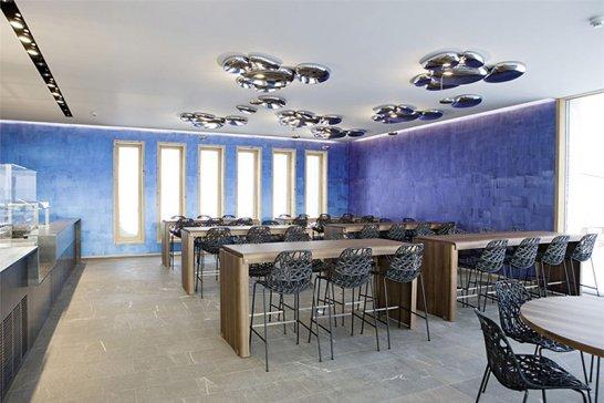 Hotel Muottas Muragl: Engadin eco-hotel