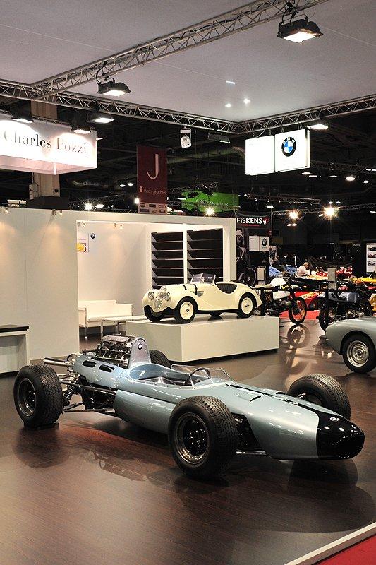 Paris Rétromobile 2012: Review