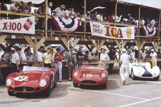 Editor's Choice: 1957 Maserati 200SI