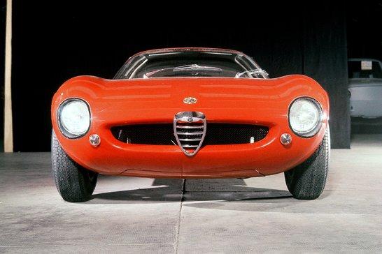 Classic Concepts: 1964 Alfa Romeo Canguro