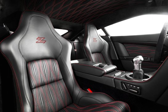 Aston Martin V12 Zagato: The first production photos