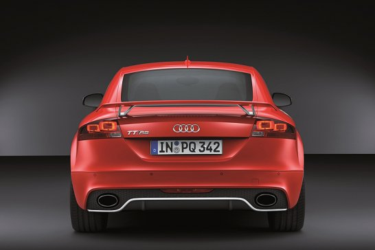 Audi reveals 174mph TT RS plus