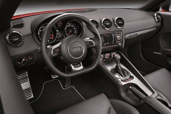 Audi TT RS Plus: Die höchste Auszeichnung