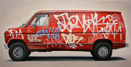 Kevin Cyr: In den Straßen von Brooklyn