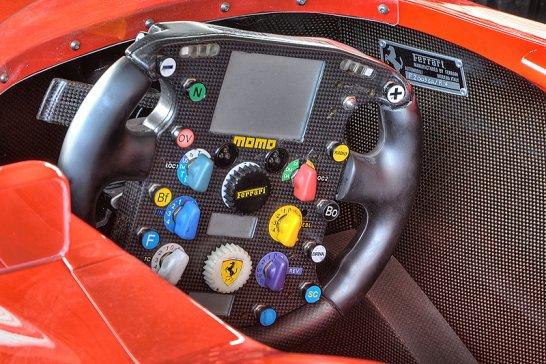 Mythos zu Besuch: Ferrari im Pantheon Basel