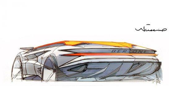 Bertone Nuccio concept on course for Geneva Motor Show