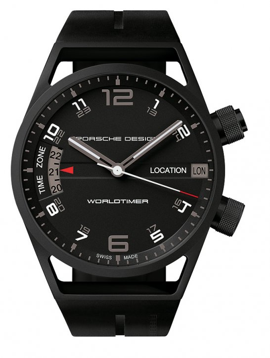 40 years of watches by Porsche Design