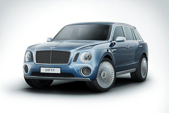 Fünf Fragen an: Dirk van Braeckel, Bentley-Designchef