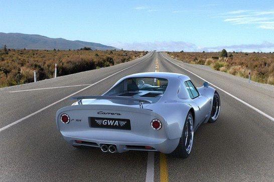 GWA P/904: A Porsche legend reinterpreted for 2012