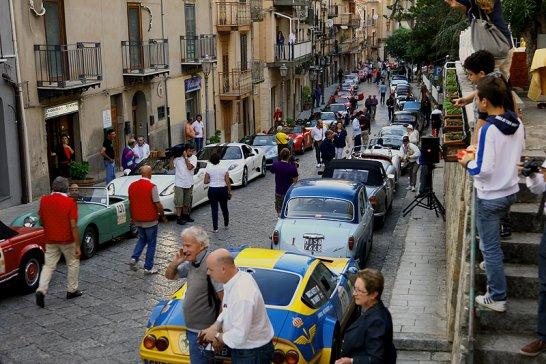 Eco Targa Florio 2012: Jetzt anmelden