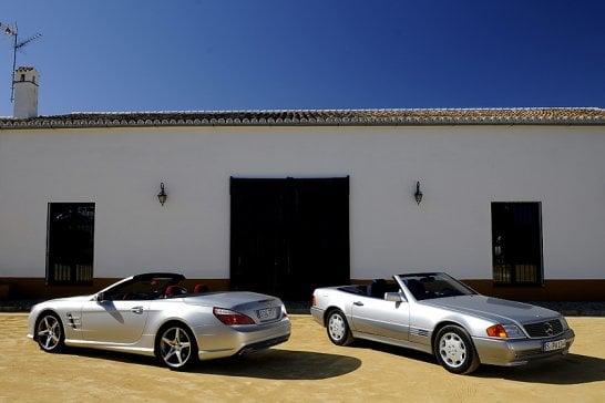 Driven: Mercedes-Benz SL