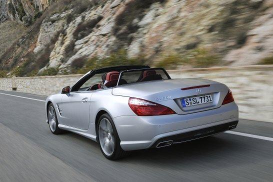 Mercedes-Benz SL: Grandseigneur des Boulevards