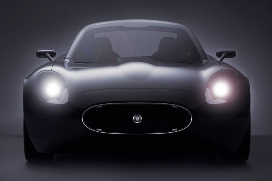 E-Type Concept by Laszlo Varga: Made in Budapest