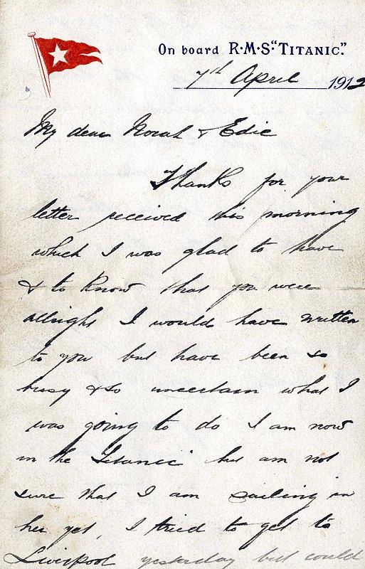 Titanic-Auktionen: Rückkehr auf das sinkende Schiff