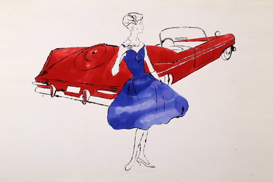 Exhibition: Warhol and Cars – American Icons
