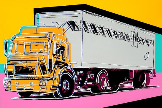 Ausstellung: Warhol and Cars – American Icons