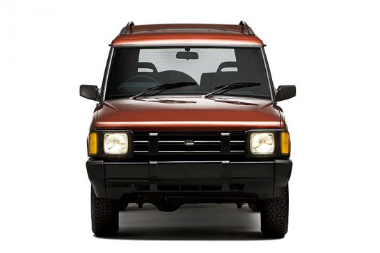 Land Rover Discovery Generationen