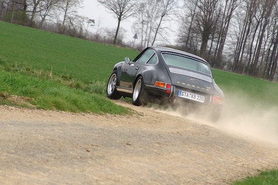 Driven: 911 ST by PS Automobile