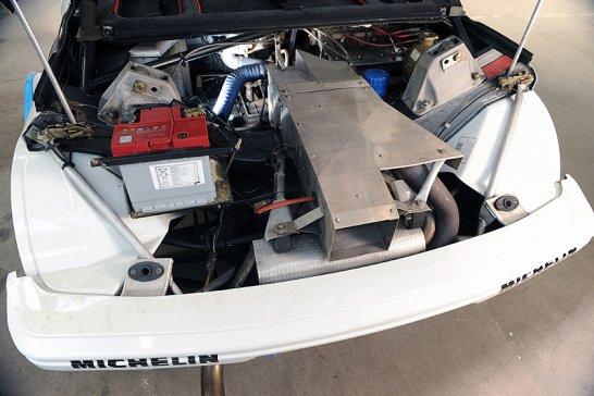 Peugeot 205 T16: Homologation handful