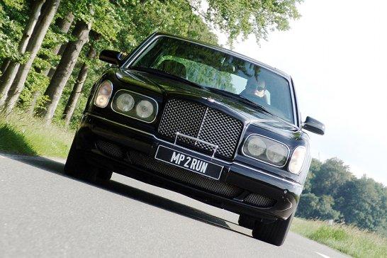 Bentley Arnage Red Label: Geschüttelt, nicht gerührt