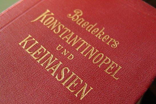 Reisegeschichte(n): Der Baedeker irrt nie!
